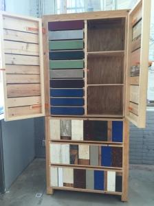 Piet Hein Eek Scrap Wood cabinet